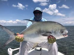 Fly Fishing Florida with Guide Martín Carranza