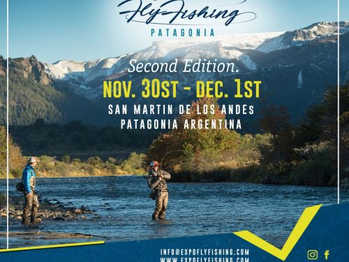 The EXPO FLY FISHING PATAGONIA (November 30 – December 1 this year) takes place in San Martín de los Andes, North Patagonia in Argentina, a small city located in the middle of some of the best trout fishing waters in southern hemisphere. SMA along...
