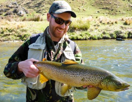 Tom McAuliffe Guided Fly Fishing