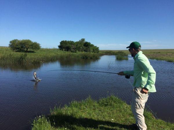 Fin de Semana de Pesca en La Bendición Lodge