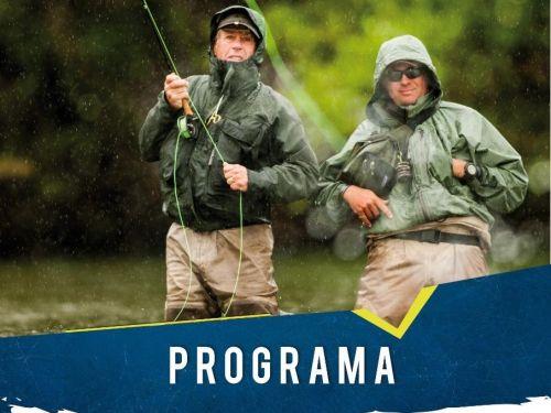 Este fin de semana llega la segunda edición de la Expo Fly Fishing Patagonia, en San Martín de los Andes. Les dejamos el programa completo, ¡y esperamos verlos a todos allá!Una oportunidad única para conocer nuevos servicios, productos y negocios, ad...