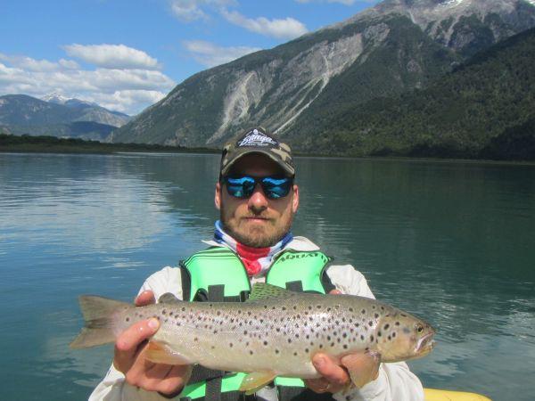 Chile - Lago Yelcho