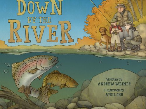 My kids book for fly-fishing loving families. And those who haven't learned to love it, yet.. I'm the author of a children's fly fishing book published in 2018, and a favorite of lots of folks in the fly fishing world and beyond. It won the AFFTA/IFTD Awa...