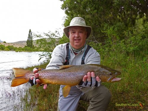 A talk with Esteban Urban, owner of this fly-fishing operation based in Northern Patagonia, Argentina.. Fd: How was your fly-fishing operation in Northern Patagonia born?Since my very beginnings I've been guiding for several years for major Fly Fishing Ou...
