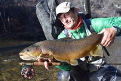 Viajes: Pescando con mosca en Ushuaia junto a Fat Fly
