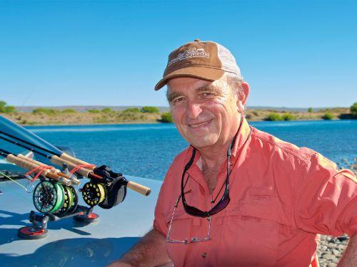 Jorge Trucco es uno de los mayores nombres de la pesca con mosca en Argentina. Su historia personal y su trayectoria profesional están íntimamente ligadas a los grandes hitos de la pesca en la Patagonia. Es un gusto para nosotros poder compartir con ust...