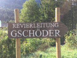Salza River, Austria, Gschoeder, Steiermark - Gschoeder, Austria