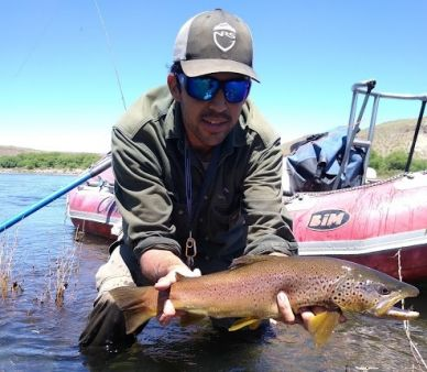 Herencia sur fly fishing